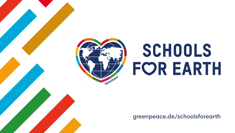 Schools for Earth | Greenpeace